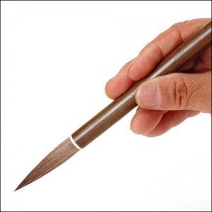 賞状筆耕に用いる筆